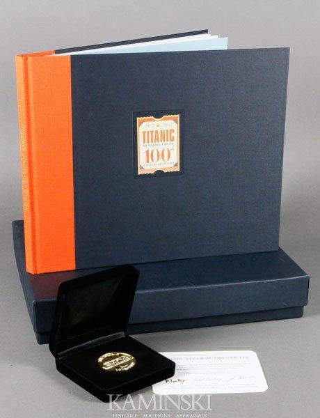 5011: Set of Commemorative Titanic Book