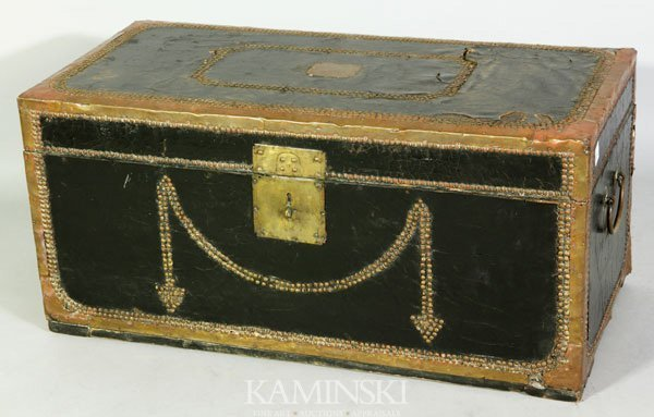 5021: 19th C. Chinese Camphor Chest