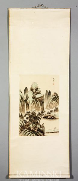 8007: Chinese Scroll Painting