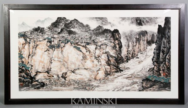 9007: Chinese Landscape Painting