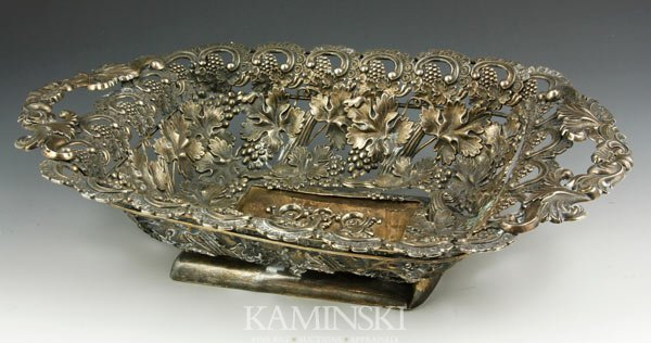 3015: Vienna Silver Bowl