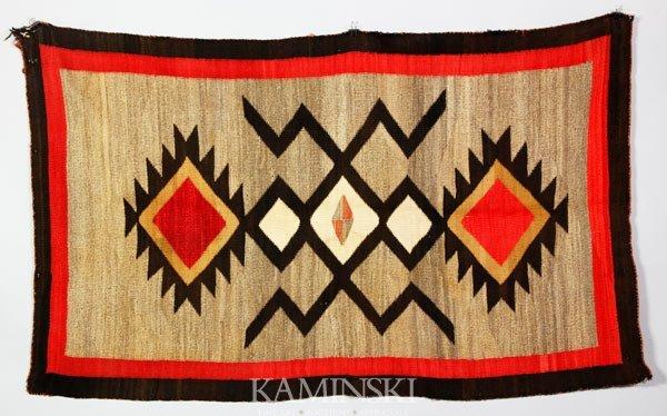 2002: Navajo Blanket