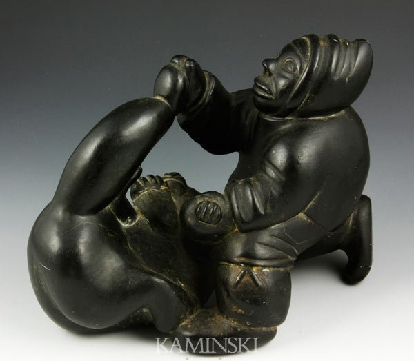2019: Inuit Stone Carving