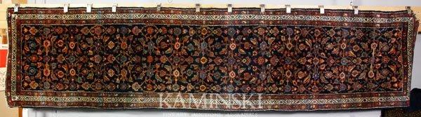 2022: Persian Herati Rug