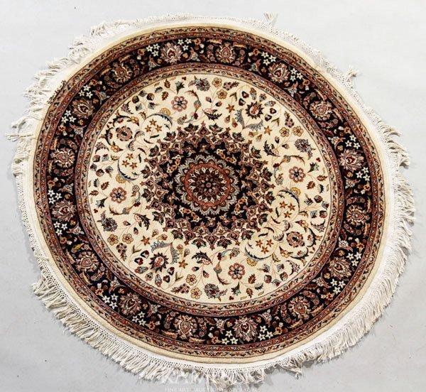 5010: Indo Tabriz Rug