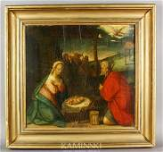 5147: 16th/17th C. Old Master Painting