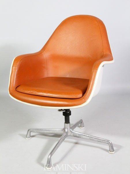 6011: Eames for Miller Fiberglass Armchair