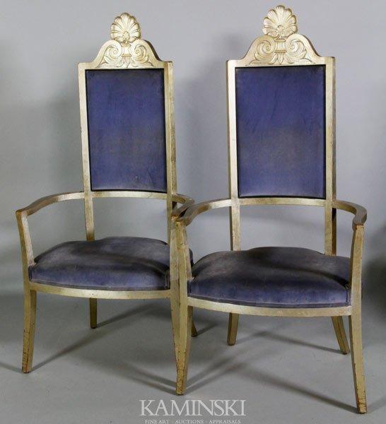 6023: Art Deco Chairs