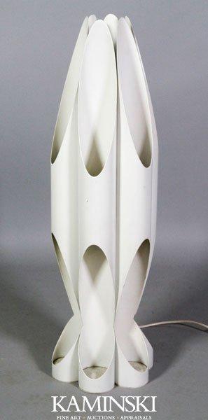 6025: Lampadari Aluminum Lamp