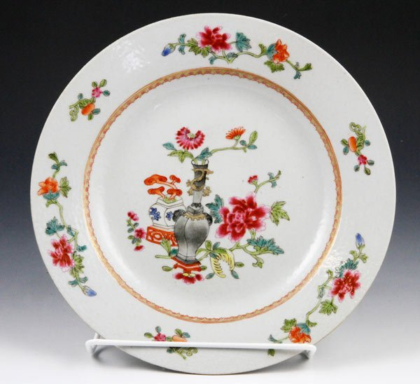 7012: Chinese Export Plates