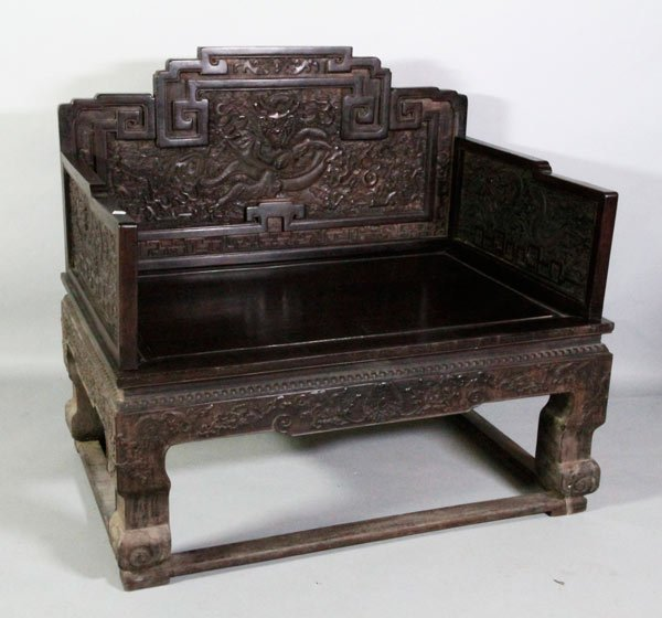 7040: Chinese Zitan Throne