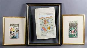 7131: Indian Miniature Paintings