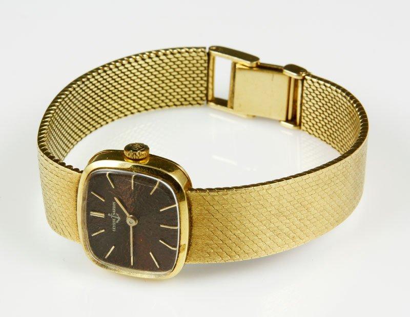 18K Gold Ulysses Nardin Watch