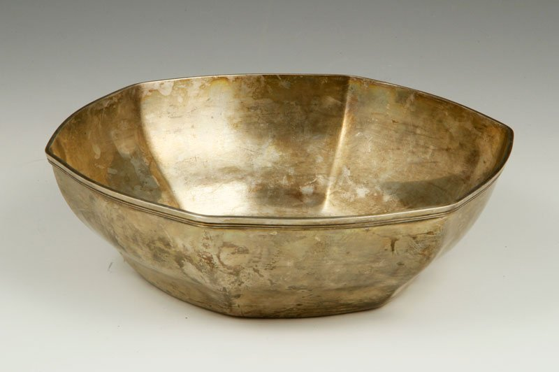 Tiffany and Co. Makers Sterling Bowl