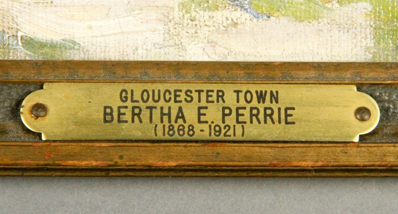 """Perrie, """"Gloucester Town"""", O/AB - 4"""