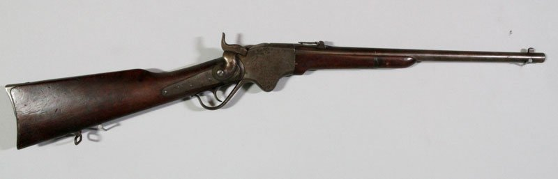 1865 Spencer Repeating Rifle