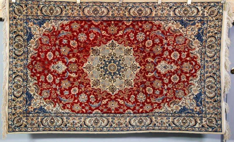 Fine Persian Tabriz Rug