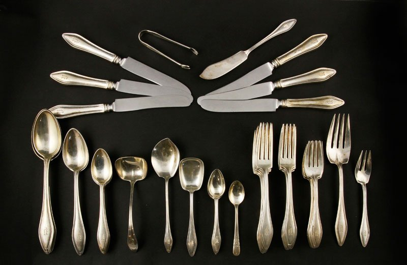 Towle Sterling Silver Service for Eight