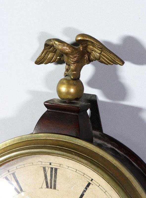 19th C. Boston Banjo Clock - 3