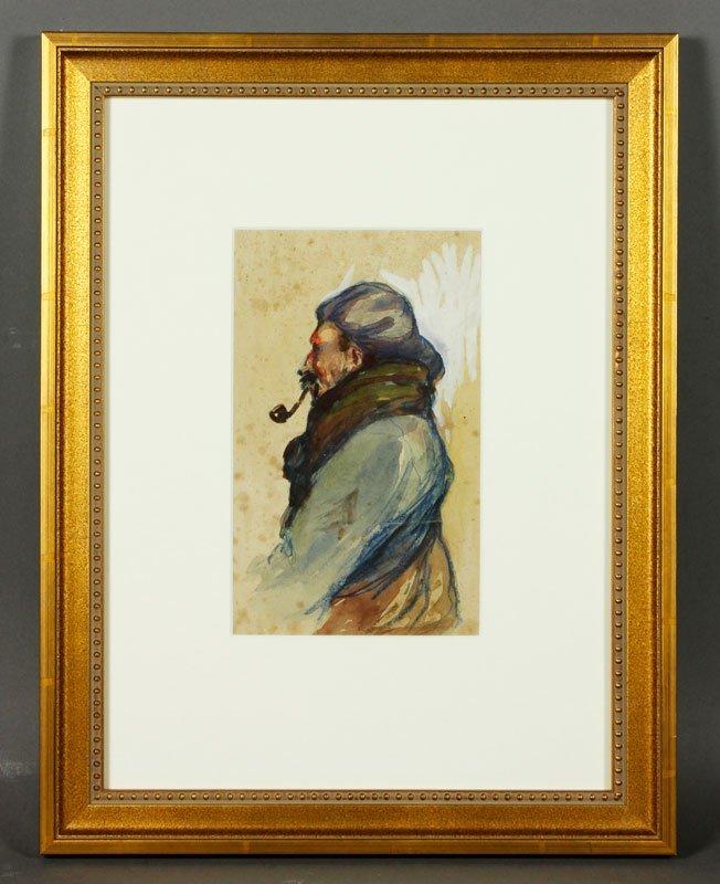 Portrait of a Man, M/M