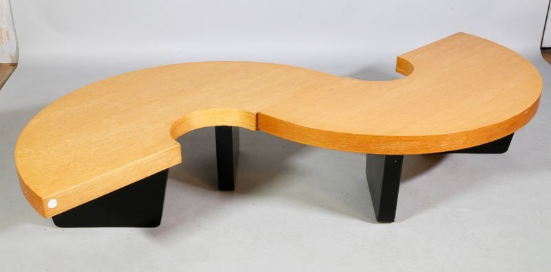 """Mid 20th C. American """"Atomic"""" Tables"""