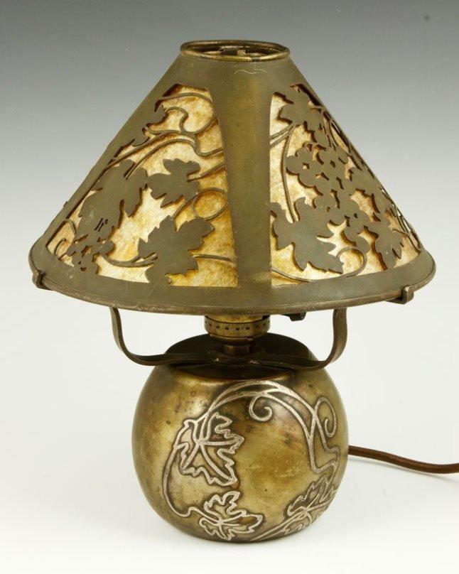 Heintz Style Lamp