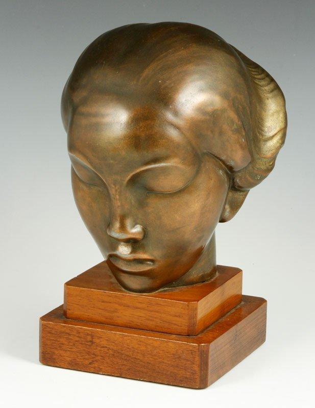 Frankart, Bust of a Woman