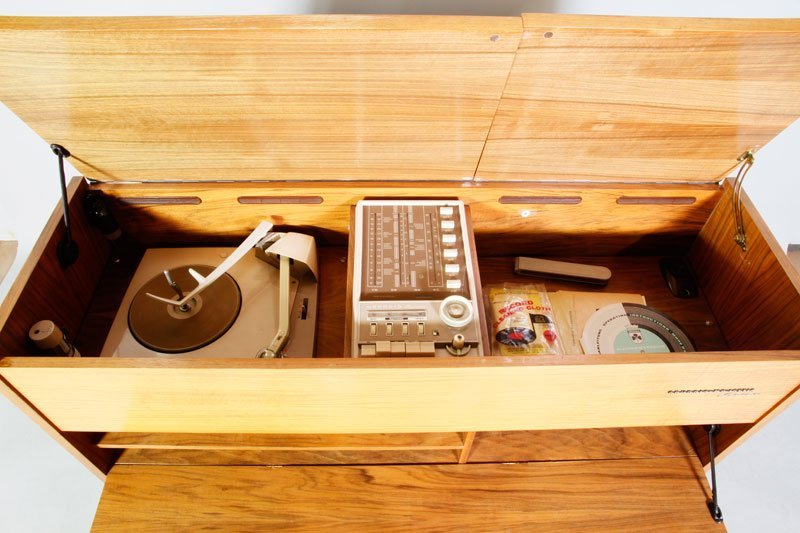 Grundig/Majestic Stereo Console - 3