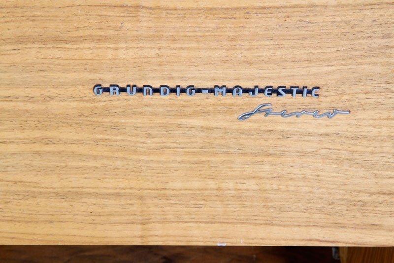 Grundig/Majestic Stereo Console - 4