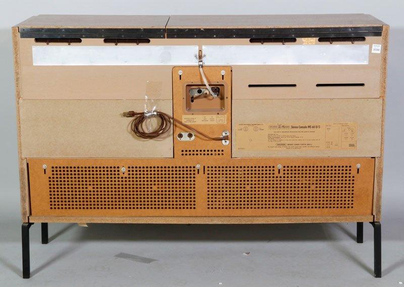 Grundig/Majestic Stereo Console - 5