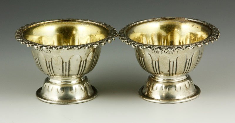 Lot of Two Tiffany and Co. Makers Bowls