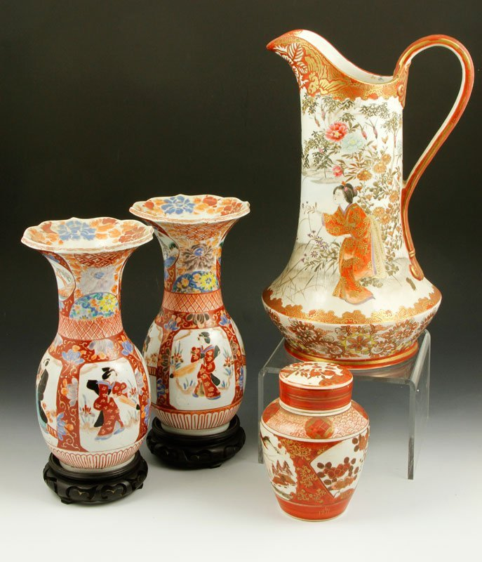 Japanese Ceramic Items