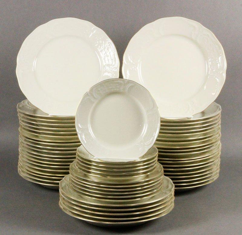 Rosenthal Porcelain Dinner Plates