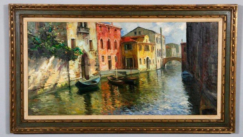 Saliati, Venice Canal, O/C