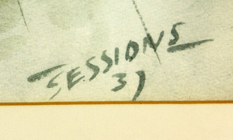 2 Prints of James Sessions W/Cs - 3