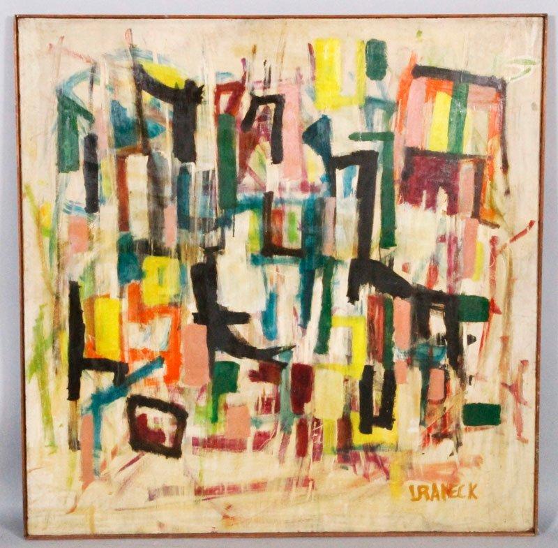 Uraneck, Abstract, O/M
