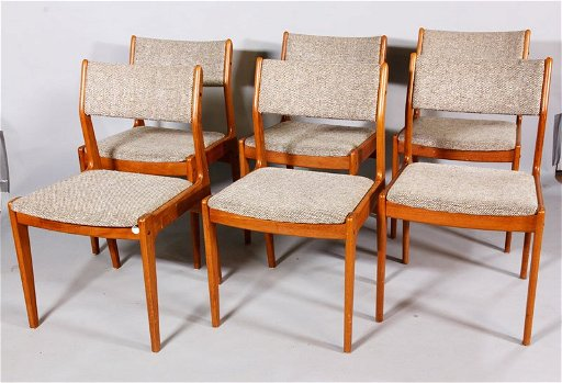 Scandinavia Woodworks Co Side Chairs