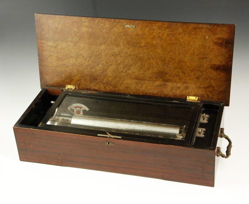 Inlaid Music Box
