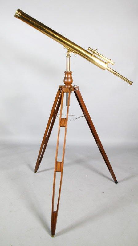 Dixey Brighton Brass Telescope