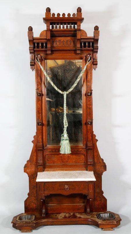 Victorian East Lake Mirror