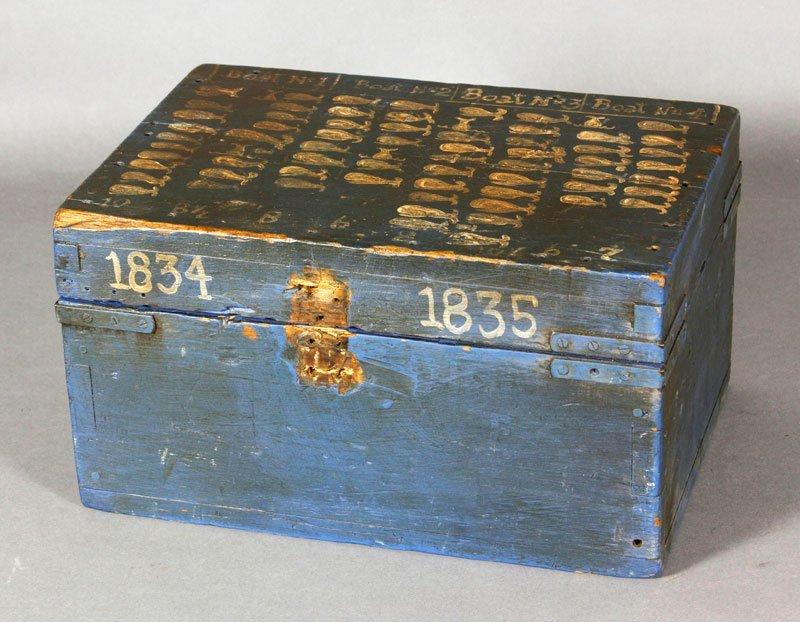 Whale Ship Box