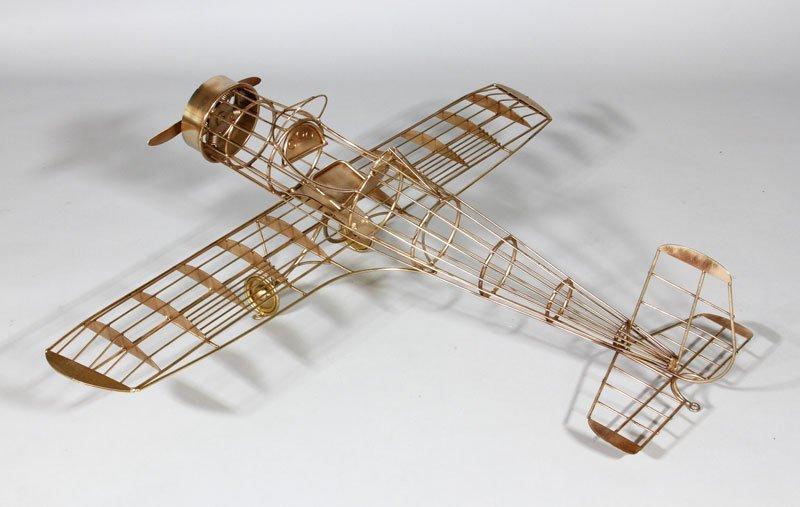 Jere Airplane Sculpture - 6