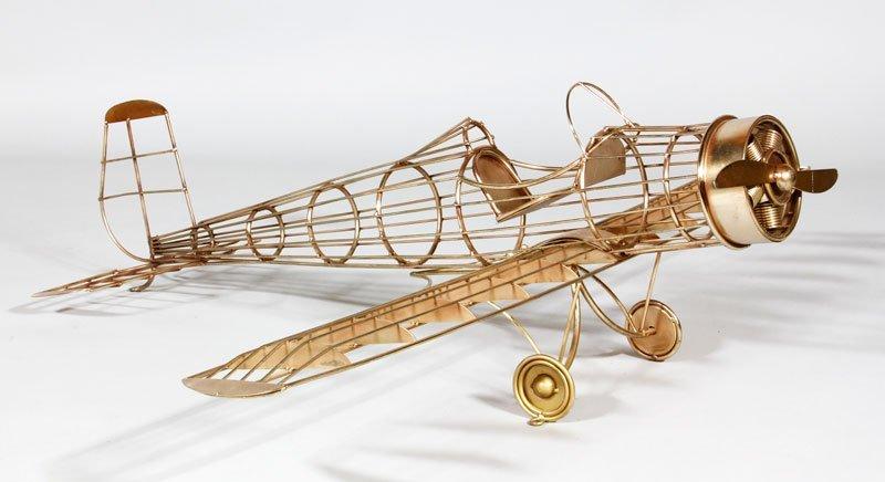Jere Airplane Sculpture - 8