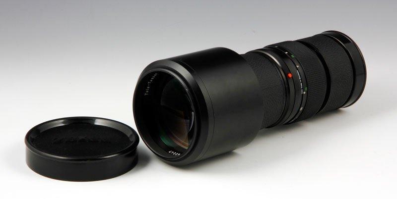 Zeiss & Rollei 350mm Tele-Tessar Lens