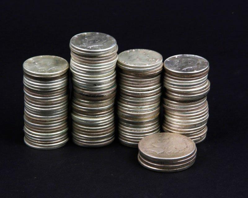 Silver Coin Collection