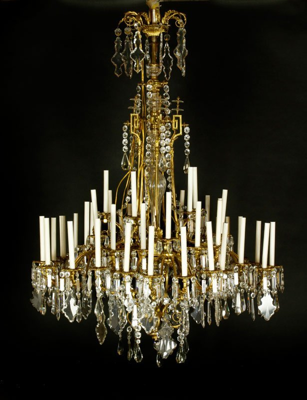19th C. French Chandelier