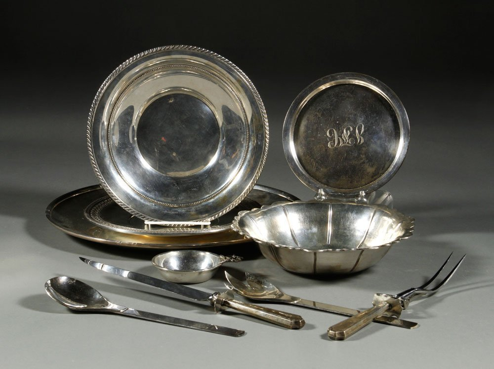 Misc. Sterling Lot