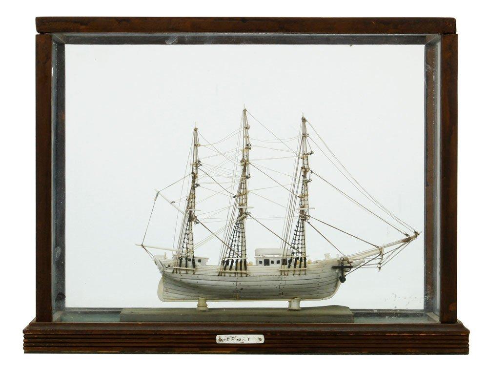 Early 19th C. Ship Model
