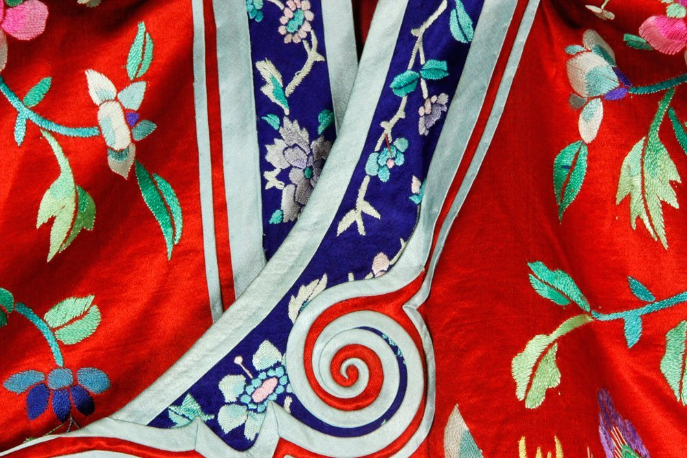 Chinese Antique Children's Clothes - 2