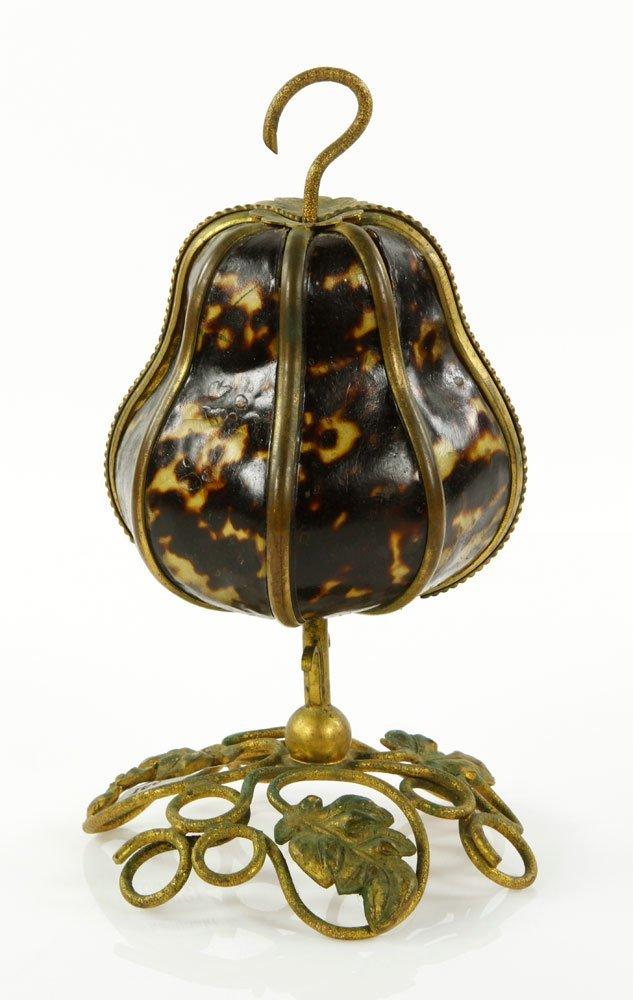 19th C. English Perfume Holder